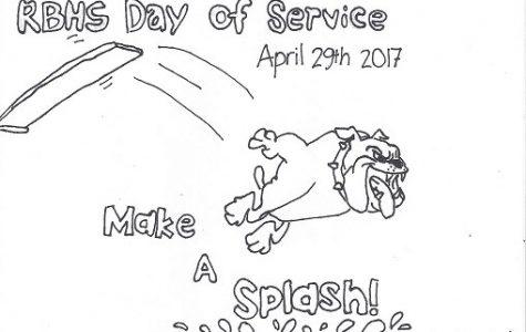 Freshman wins Day of Service design contest