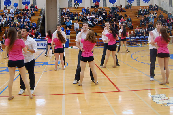 Varsity Basketball vs Ridgewood