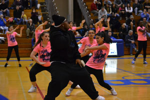Hip Hop Dance Team