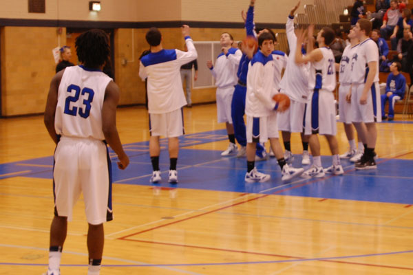 Boys Basketball 2012