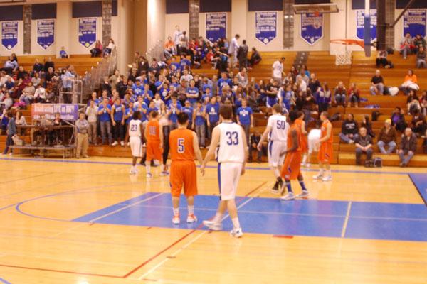 Boys Basketball 2012