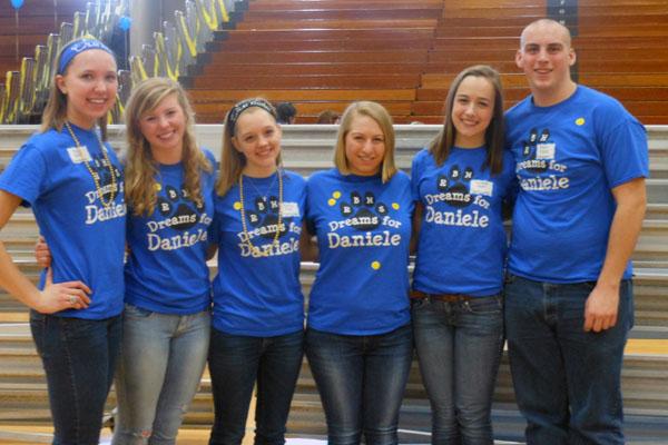 RBHS Executive Student Association Members!