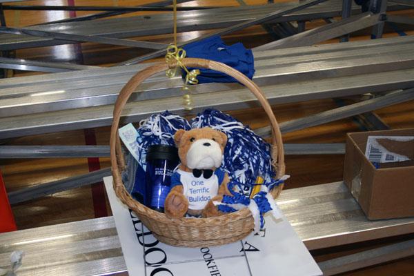 Daniele\'s Bulldog Basket!