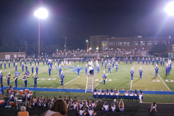 Halftime - Band