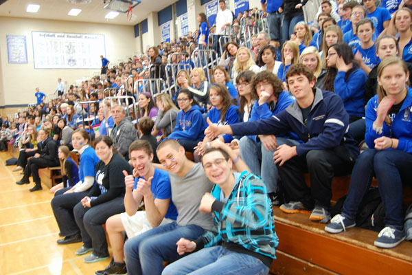 Homecoming Assembly \'12