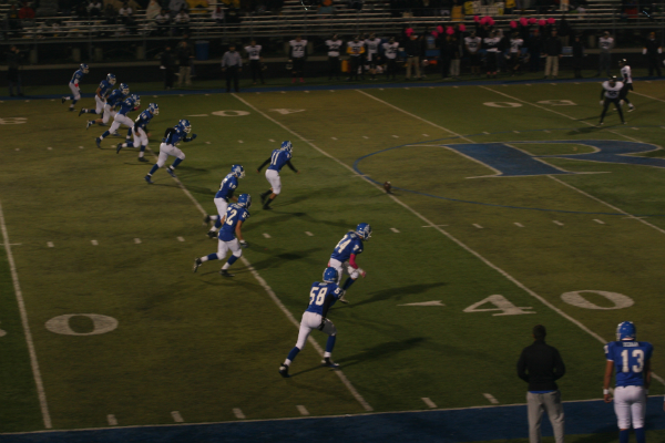 Homecoming Game \'12