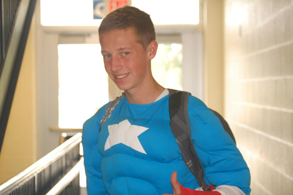 Superhero Monday