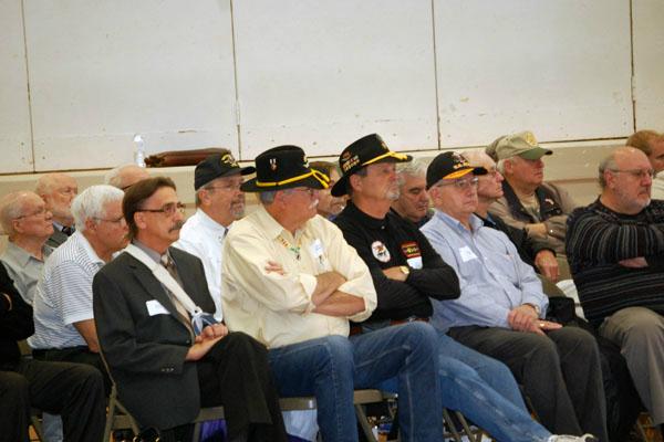 Veteran\'s Day 2012