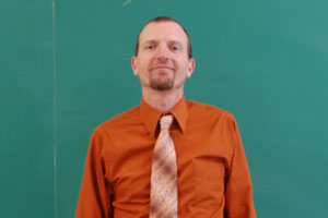 Math teacher Steve Yurek