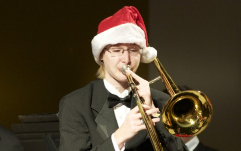 Winter holiday concert puts on a great show