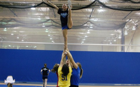 Cheerleading:  beyond the sideline