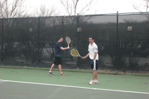 Boys tennis: New season, new team