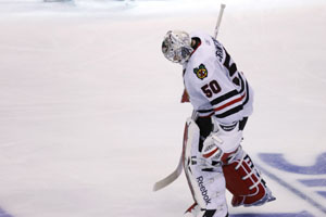 No miracle on ice this year for Hawks