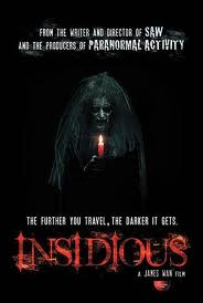 Insidious offers scary fun