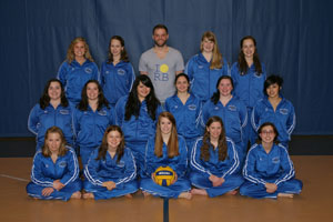 Girls' water polo focused on improvement with young team