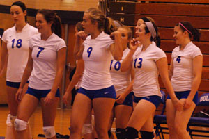SEASON PREVIEW:  Talented girls volleyballers returning