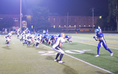 SEASON UPDATE: 49-0 loss to Lemont dims Friday Night Lights