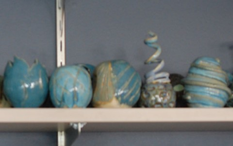 Ceramics bringing a little