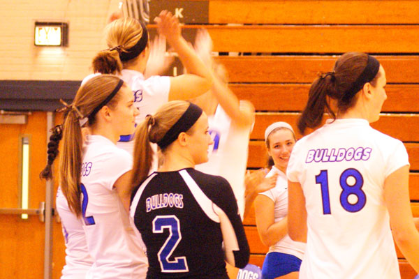 SPORTS UPDATE: Playoffs in sight for Girls volleyball