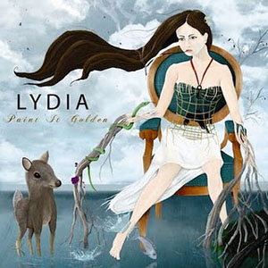 Lydia returns brilliantly with Paint it Golden