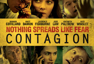 Contagion is an infectious thriller
