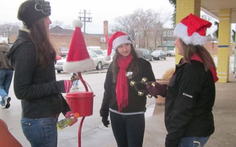 RBHS gives back during the holidays