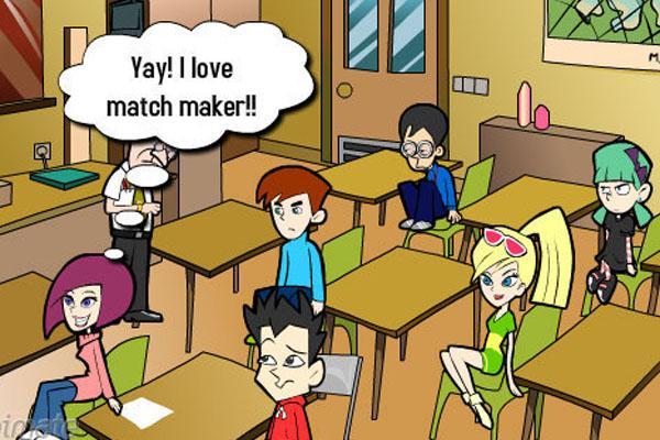 Carey's Comix Episode #5:  Matchmaker
