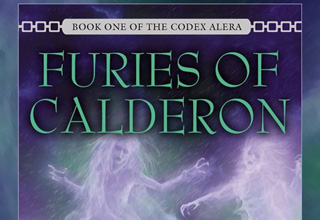 Furies of Calderon an intensely good read