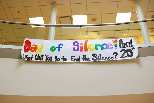 Day of Silence speaks volumes about tolerance