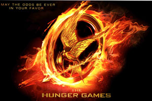 The Hunger Games whet my appetite
