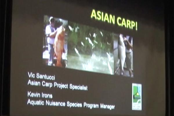 APES students learn about Asian Carp