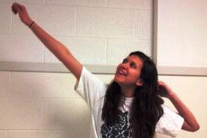 EVERY STUDENT HAS A STORY:  Laura Pellizari