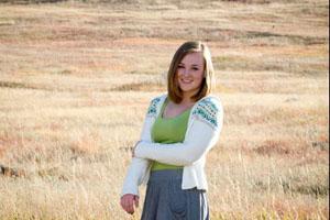 Senior Goodbye: Kelly Kramer