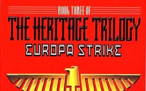 Heritage Trilogy III:  Europa Strike