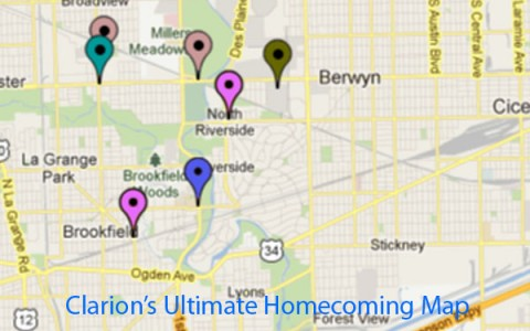 Can't find what you need for Homecoming?  Check out our interactive map for shoes, dresses, makeup, and more.