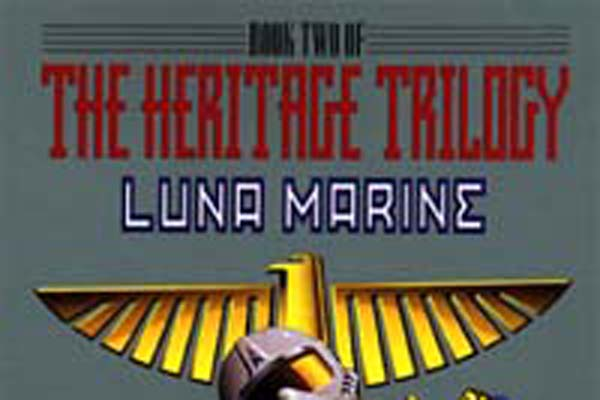 The Heritage Trilogy II:  Luna Marine