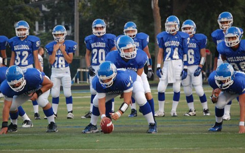 Bulldogs look to build on first football win