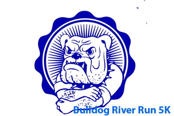 The first annual Bulldog River Run 5K will occur on Saturday, October 6 at 8:30 a.m. in Riverside.  Proceeds will benefit RB athletics.