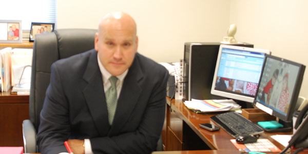Dr. Kevin Skinkis came to RB during the 2011-2012 school year.  In his first year as a superintendent, he worked to acclimate himself to a new school board, to prepare for district contract negotiations, and to stablize district finances.