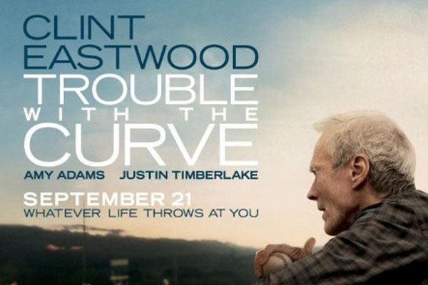 Eastwood, Adams, and Timberlake make Trouble with the Curve a home run