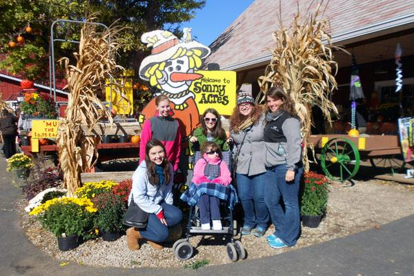 Best Buddies held their annual Fall festivities at Sonny Acres Farm this year.