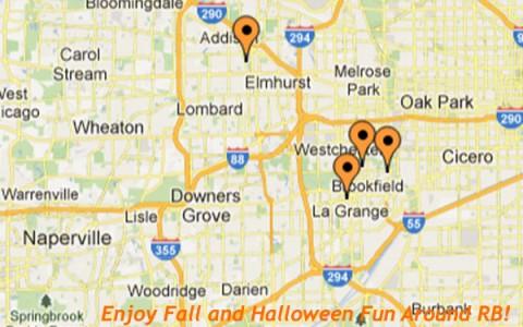 INTERACTIVE MAP:  Fall fun in the neighborhood