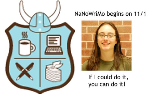 Kate tells you how to conquer NaNoWriMo