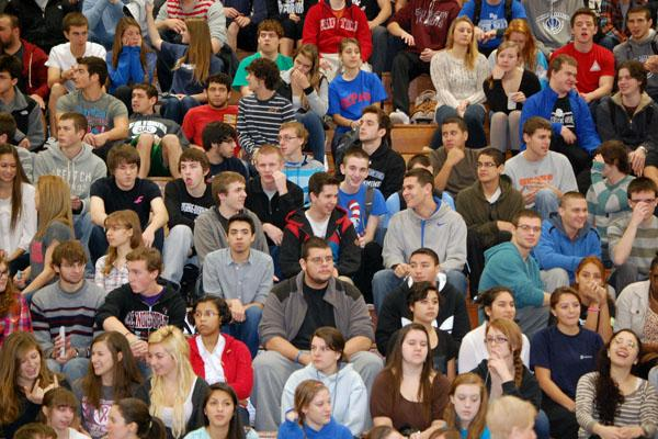 RBs student body had to choose between staying up late to see election results on 11/6, or being well-rested for testing on 11/7.  Why?