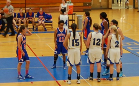 Twin tournament wins have girls basketball on a hot streak