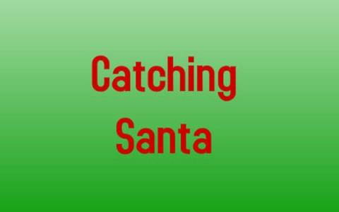 Carey's Comix:  Catching Santa
