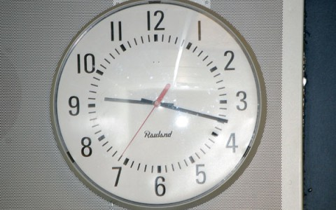 How is the new bell schedule affecting you?  Vote in our poll and let us know!