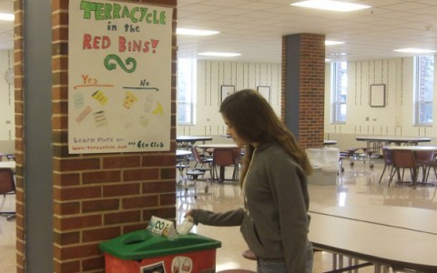 Eco Club thinks globally, acts locally