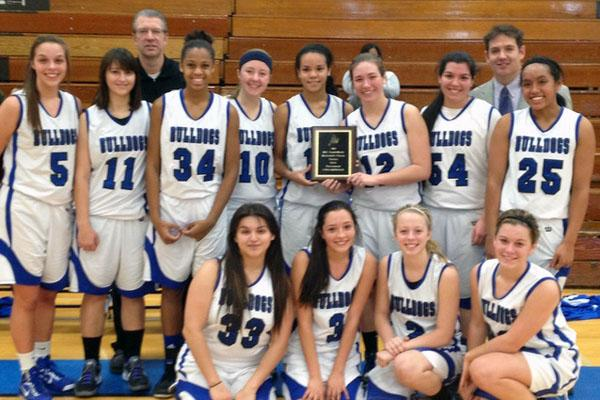 Girls basketball takes second at Holiday Classic