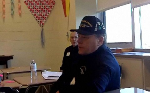 Every year, veterans tell their inspiring and thought provoking stories to RB students at the annual Veterans Day assembly.  Clarion is proud to bring an in-depth look at one of them to our readers.